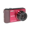 Alternate view 2 for Sony HX7V Cyber-shot Red 16MP Digital Camera