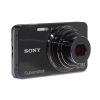 Alternate view 2 for Sony W570 Cyber-shot Black 16.1 MP Digital  REFURB