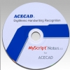 Alternate view 2 for ACECAD DigiMemo Handwriting Recognition Software