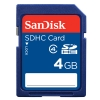 Alternate view 2 for SanDisk 4GB Class 4 SDHC Flash Card
