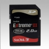 Alternate view 4 for SanDisk 2GB Extreme III Secure Digital Card