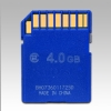 Alternate view 5 for Sandisk 4GB SDHC Class 2 Secure Digital