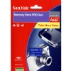 Alternate view 2 for SanDisk 4GB Pro Duo  Memory Stick