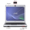"Alternate view 6 for Sony VAIO VPCYB35KX/S 11.6"" Silver Laptop"