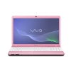"Alternate view 2 for Sony VAIO VPCEH23FX/P 15.5"" Pink Laptop"