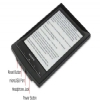 "Alternate view 3 for Sony PRS-T1BC 6"" Wi-Fi eReader"