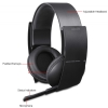Alternate view 3 for Sony Playstation 3/PS3 Wireless Stereo Headset