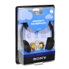 Alternate view 2 for Sony MDR-222KDBLK Children's Headphones