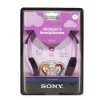 Alternate view 3 for Sony MDR-222KDPIN Children's Headphones
