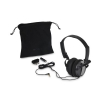 Alternate view 2 for Sony MDR-NC7/BLK Noise Canceling Headphones