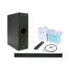 Alternate view 3 for Sony HT-CT100 Sound Bar with Sub-Woofer