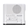 Alternate view 6 for Sony ICF-C218WHITE AM/FM Clock Radio