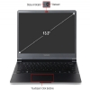 "Alternate view 4 for Samsung Series 9 13.3"" Core i5 128GB SSD Ultrabook"