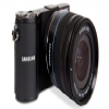 Alternate view 3 for Samsung NX200 20MP Compact Digital Camera