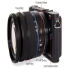 Alternate view 4 for Samsung NX200 20MP Compact Digital Camera