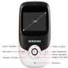 Alternate view 3 for Samsung SEW-3022 EzView Baby Monitoring System