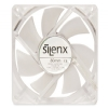 Alternate view 5 for SilenX Effizio Silent Blue LED 80mm Case Fan