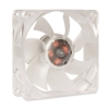 Alternate view 6 for SilenX Effizio Silent Blue LED 80mm Case Fan