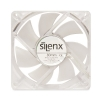 Alternate view 2 for SilenX Effizio Silent Blue LED 80mm Case Fan