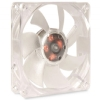 Alternate view 3 for SilenX Effizio Silent 80mm Red LED Case Fan