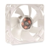 Alternate view 2 for SilenX Effizio Silent 80mm Red LED Case Fan