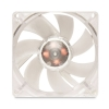 Alternate view 6 for SilenX Effizio Silent 80mm Red LED Case Fan