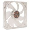 Alternate view 2 for SilenX Effizio Silent Red LED 120mm Case Fan