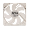 Alternate view 7 for SilenX Effizio Silent Red LED 120mm Case Fan