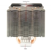 Alternate view 6 for Silenx Effizio 120mm AMD/Intel CPU Heatsink