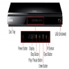 Alternate view 3 for Samsung BD-D5700 WiFi BD-Live Blu-ray Player Rb