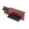Alternate view 2 for StarTech 2.5in and 3.5in 40 Pin Male IDE to SATA A