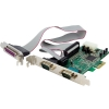 Alternate view 2 for StarTech 3 Port Serial/Parallel PCIe Card 