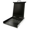 "Alternate view 3 for StarTech 1U 17"" Rackmount LCD Console"