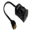 Alternate view 3 for StarTech 2 Port HDMI Video Splitter with Audio