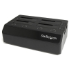 "Alternate view 2 for StarTech 4 Bay 2.5""/3.5"" HD Docking Station"