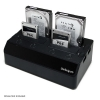Alternate view 5 for StarTech 4 Bay 2.5&quot;/3.5&quot; HD Docking Station