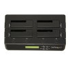 Alternate view 4 for StarTech 1:3 SATA II to USB3.0 HDD Duplicator Dock