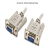 Alternate view 2 for StarTech DB9 RS232 Serial Null Modem F/F 10ft Cbl
