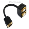 Alternate view 3 for StarTech VGA Male to Dual VGA Female Splitter Cbl