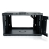 Alternate view 3 for StarTech RK619WALL 6U Rackmount Server Cabinet