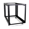 Alternate view 2 for StarTech 4POSTRACK12A 12U 4-Post Open Frame Rack