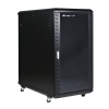 "Alternate view 2 for StarTech 36"" 22U Knock-Down Server Rack"