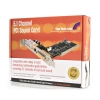Alternate view 4 for StarTech 5 Channel PCI Sound Adapter Card