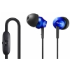 Alternate view 2 for Sony MDREX58V/BLU In-Ear Headphones