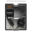 Alternate view 3 for Sony MDRZX100/BLK On-Ear Monitor Headphones