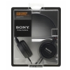 Alternate view 5 for Sony MDRZX100/BLK On-Ear Monitor Headphones