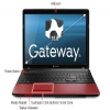 Alternate view 6 for Gateway NV-55S14U Refurbished Notebook PC