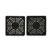 Alternate view 2 for Masscool 60mm ABS Plastic Foam Fan Filter - 2-Pack