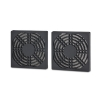Alternate view 4 for Masscool 80mm ABS Plastic Foam Fan Filter - 2-Pack