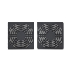 Alternate view 7 for Masscool 80mm ABS Plastic Foam Fan Filter - 2-Pack